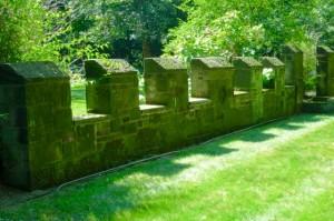 Original Stone Wall
