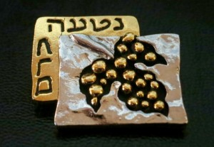 Torah Fund Pin